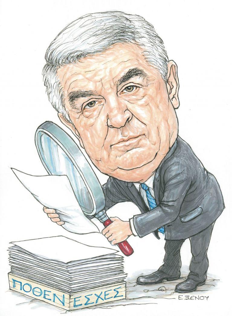 Το σκίτσο της Εφης Ξένου   tanea.gr