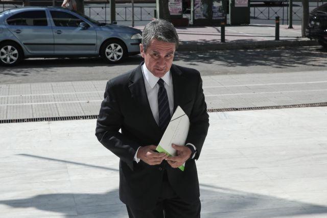 Υπόθεση Novartis: Κατονόμασε τον Παπαγγελόπουλο και ο Ανδρέας Λοβέρδος   tanea.gr
