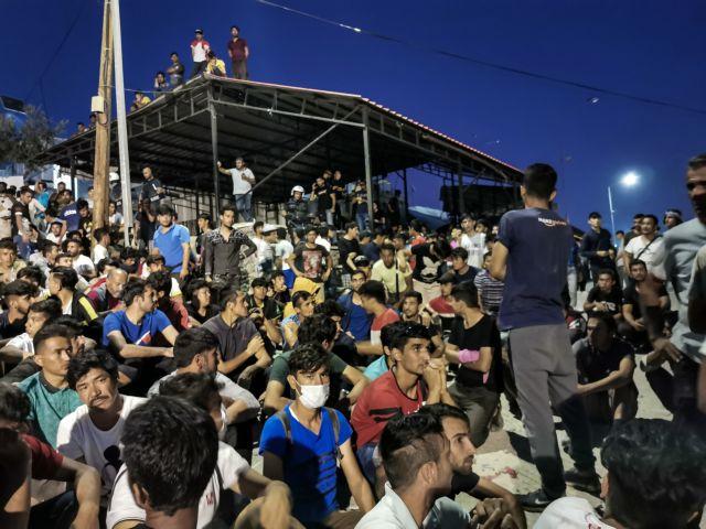 Μεταναστευτικό : Επειγόντως μέτρα μετά τους δύο νεκρούς στη Μόρια   tanea.gr