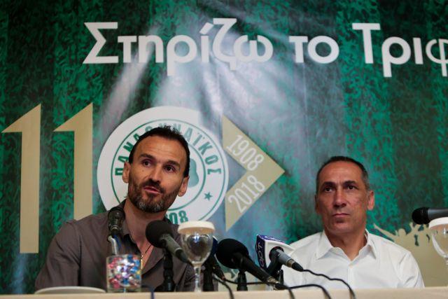 Νταμπίζας: «Πρέπει να είμαστε ένα με τον κόσμο, κοντά μας ο Αλαφούζος» | tanea.gr