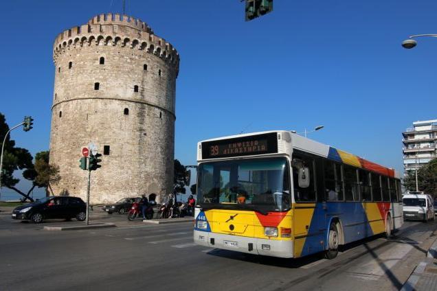 Ευρωπαϊκή Ημέρα Χωρίς Αυτοκίνητο - Δωρεάν οι μετακινήσεις στον ΟΑΣΘ   tanea.gr