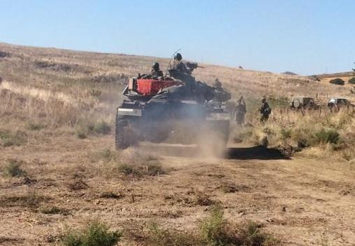 Στη Λήμνο ο Αρχηγός ΓΕΣ - Επιθεώρησε τα τμήματα ετοιμότητας στο πλαίσιο του Παρμενίωνα | tanea.gr