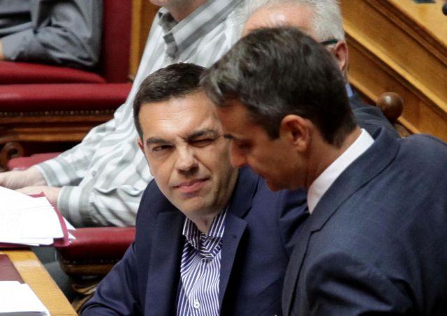 Δημοσκόπηση Metron Analysis: Ανοίγει η ψαλίδα ανάμεσα σε ΝΔ και ΣΥΡΙΖΑ | tanea.gr