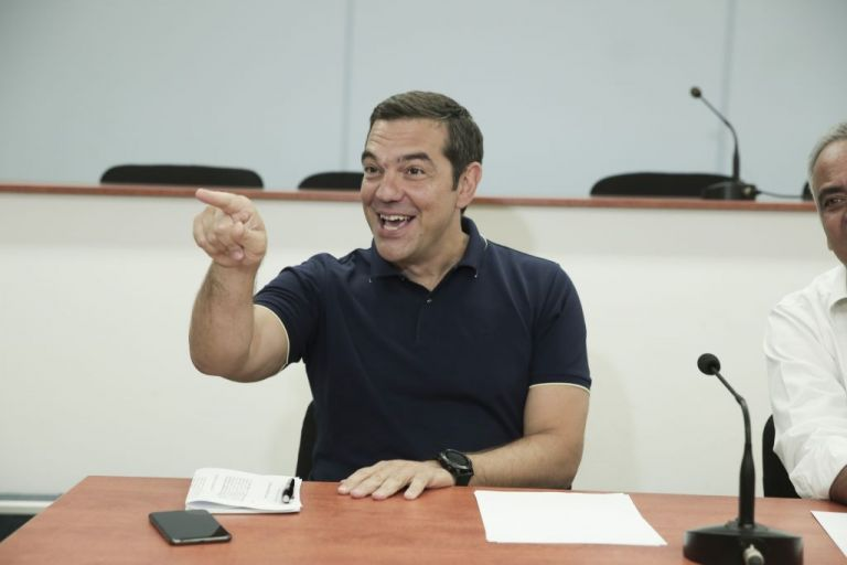 Γλέντι στα social media με το νέο «χτύπημα» του Τσίπρα... στα αγγλικά | tanea.gr