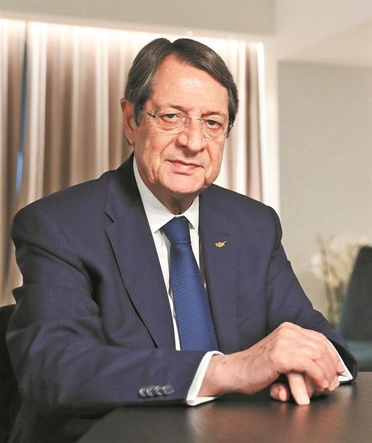 Νίκος Αναστασιάδης: «Καμία συζήτηση υπό τις απειλές των τουρκικών κανονιών»   tanea.gr