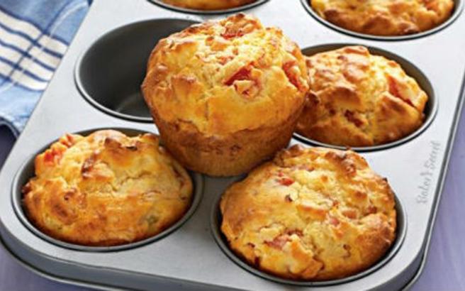 Εύκολα αλμυρά muffins | tanea.gr