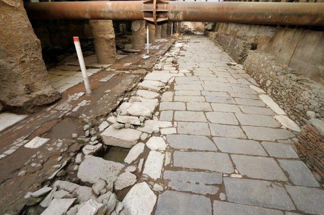 Ανησυχία ΣΕΑ για την προσωρινή μετακίνηση αρχαίων στο Μετρό Θεσσαλονίκης | tanea.gr