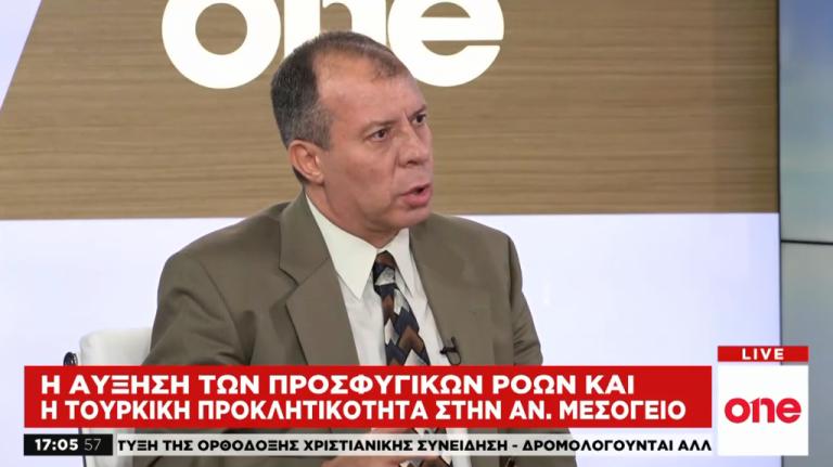 Αφ. Λαγγίδης στο One Channel: Τι να περιμένουμε από τη συνάντηση Μητσοτάκη – Ερντογάν   tanea.gr