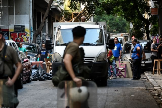 Μητσοτάκης: Επαναφορά της κανονικότητας στα Εξάρχεια | tanea.gr