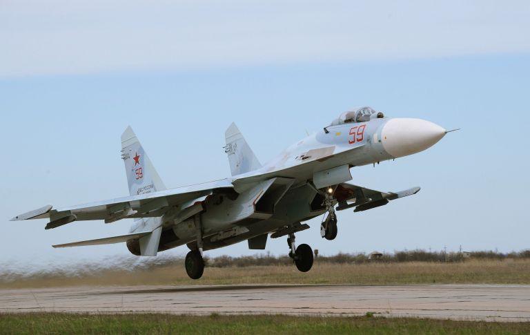 Ρωσία: Συνετρίβη μαχητικό Su-25 στην Σταυρούπολη | tanea.gr