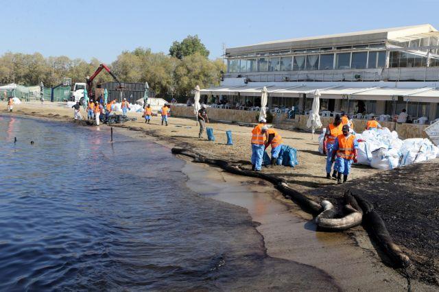 WWF Ελλάς: Καμία τιμωρία για την πετρελαιοκηλίδα στον Σαρωνικό | tanea.gr