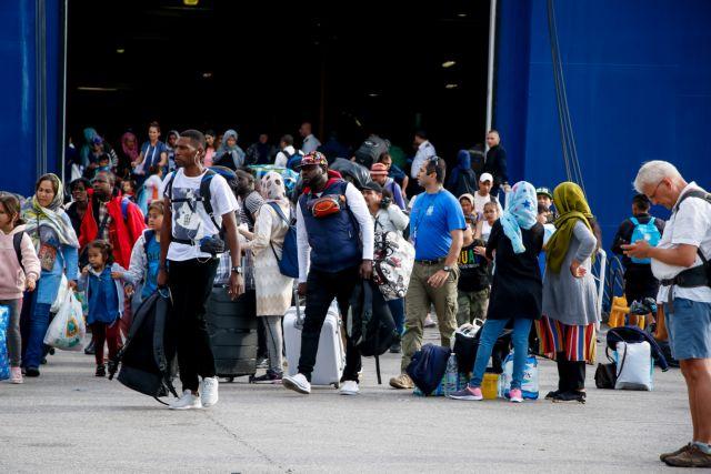 Σύσκεψη για το μεταναστευτικό: Προτεραιότητα η αποσυμφόρηση των νησιών | tanea.gr