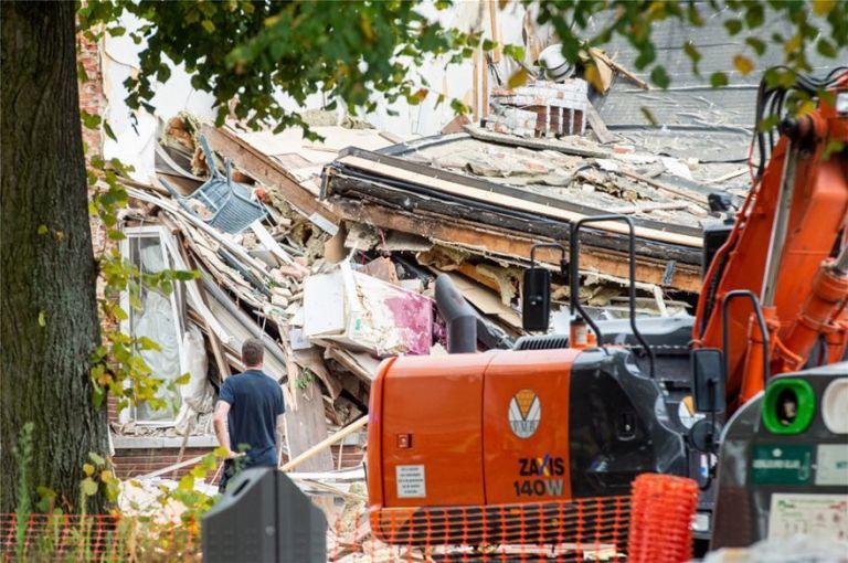 Βέλγιο: Κατέρρευσαν σπίτια από ισχυρή έκρηξη στην Αμβέρσα   tanea.gr