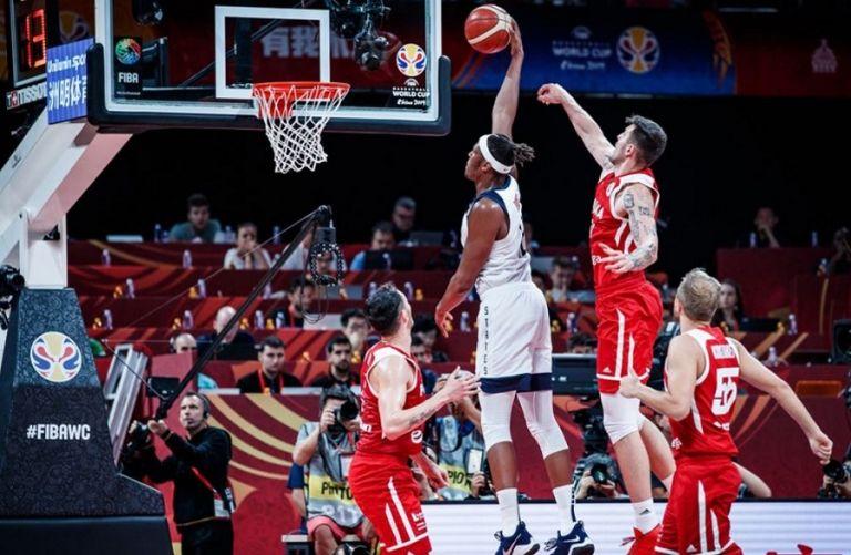 Μουντομπάσκετ: Τελείωσε με νίκη το «μαρτύριο» για τις ΗΠΑ | tanea.gr