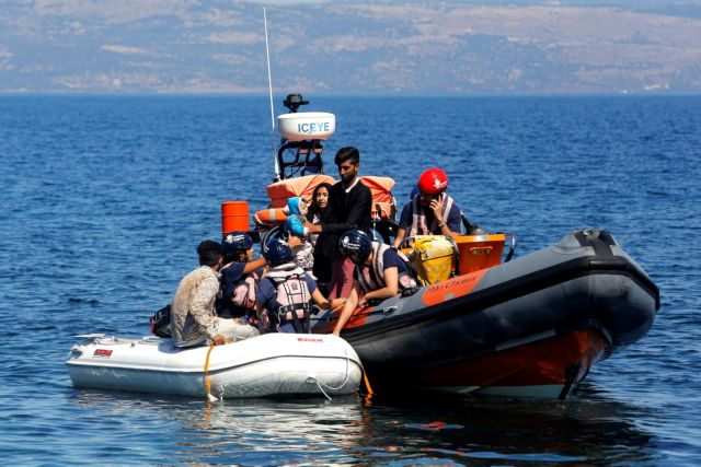 Προσφυγικό: Εκατοντάδες αφίξεις στα ελληνικά νησιά μέσα σε λίγες ώρες | tanea.gr