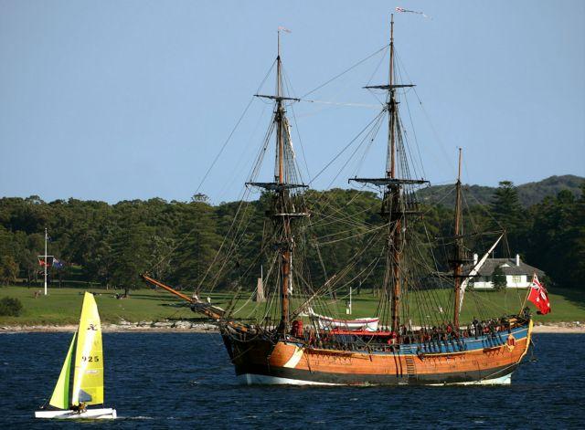 Βρέθηκε μετά από αιώνες το πλοίο του Captain Cook; | tanea.gr
