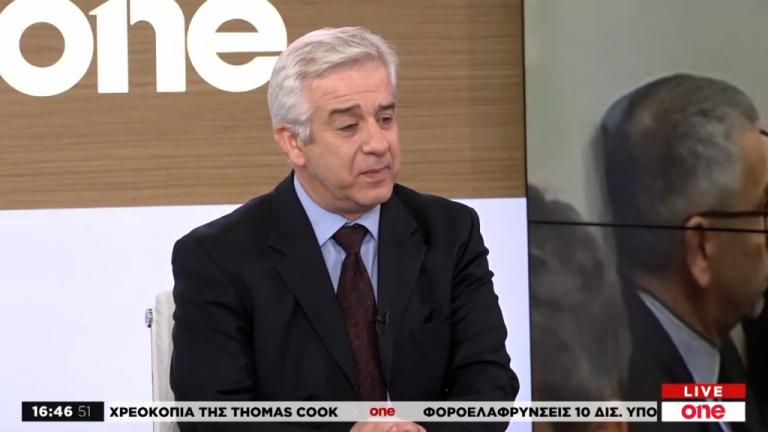 Κώστας Υφαντής στο One Channel: Πώς πήγε η συνάντηση Μητσοτάκη – Ερντογάν   tanea.gr