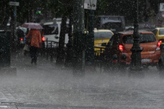 Πού θα βρέξει τις επόμενες ώρες – Πότε υποχωρεί η κακοκαιρία | tanea.gr