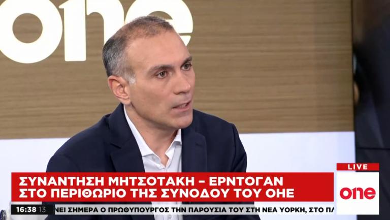 Κ. Φίλης στο One Channel: Δεν αξιοποιήθηκαν σωστά κεφάλαια για το προσφυγικό   tanea.gr