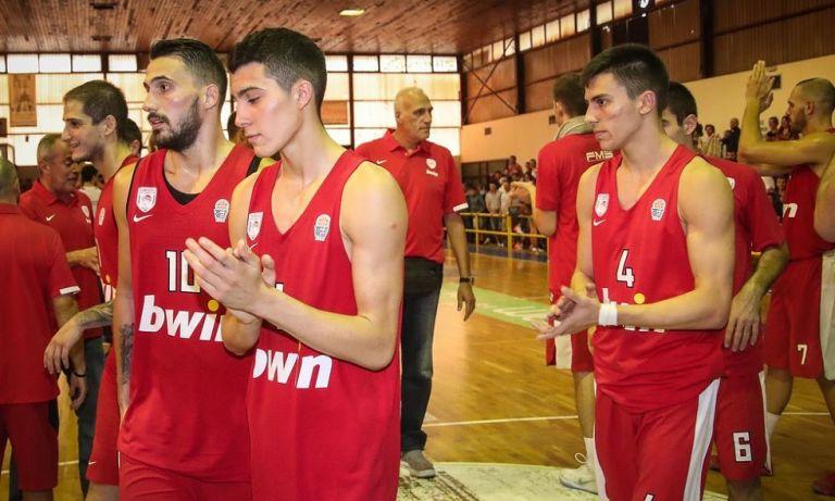 Στο βοηθητικό του ΣΕΦ αντιμετωπίζει το Ανατόλια ο Ολυμπιακός Β' | tanea.gr