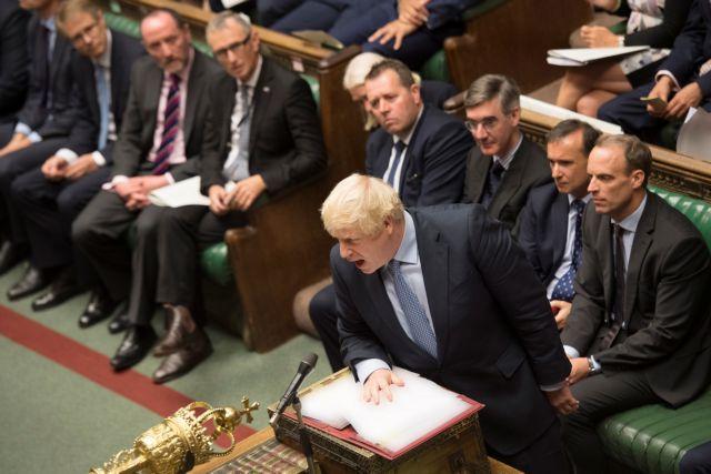 Βρετανία: Πρώτο «ναι» στο νομοσχέδιο αναβολής του Brexit - Χάος στη Βουλή | tanea.gr