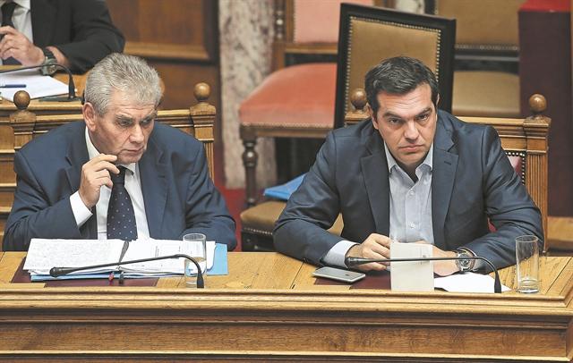 Υπόθεση Novartis: Χωρίζουν τον Τσίπρα από τον Παπαγγελόπουλο | tanea.gr