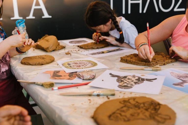 Όταν τα παιδιά εμπνέονται από την έκθεση «Πικάσο και Αρχαιότητα. Γραμμή και Πηλός» | tanea.gr