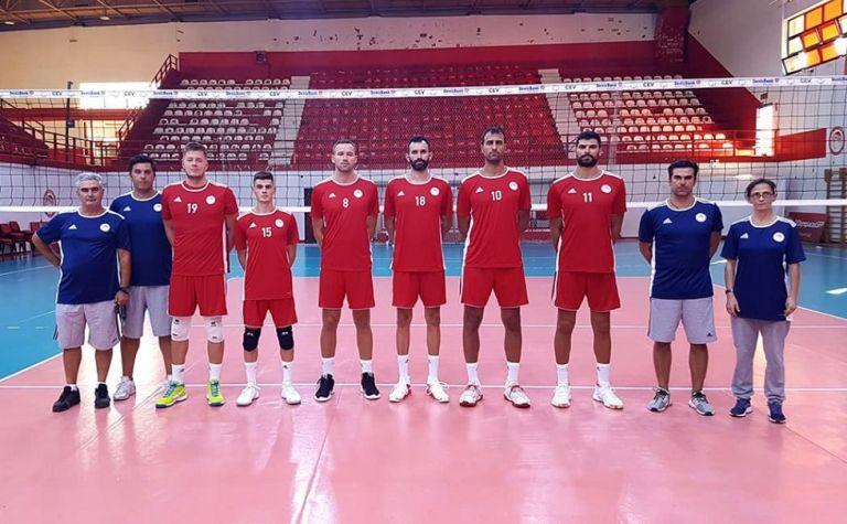 Volley League ανδρών: Εκκίνηση με όνειρα για τον Ολυμπιακό | tanea.gr