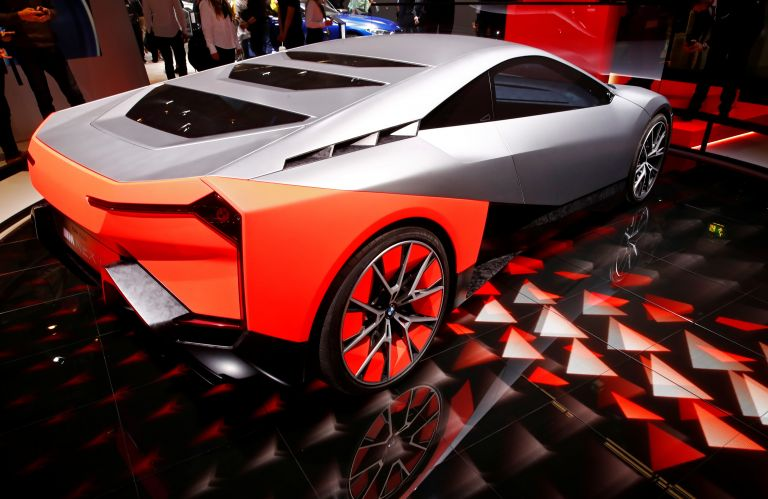 BMW Vision M Next: Το ηλεκτρικό κόνσεπτ με το αγωνιστικό DNA | tanea.gr