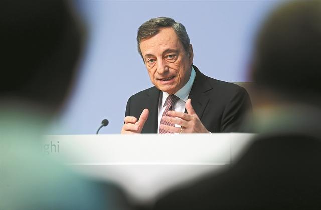 Παραδοχή Ντράγκι : Η ΕΚΤ δεν είχε ποτέ σχέδιο Β για την Ελλάδα | tanea.gr