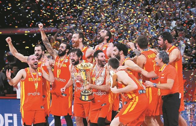 Η δεύτερη φορά των Ισπανών | tanea.gr