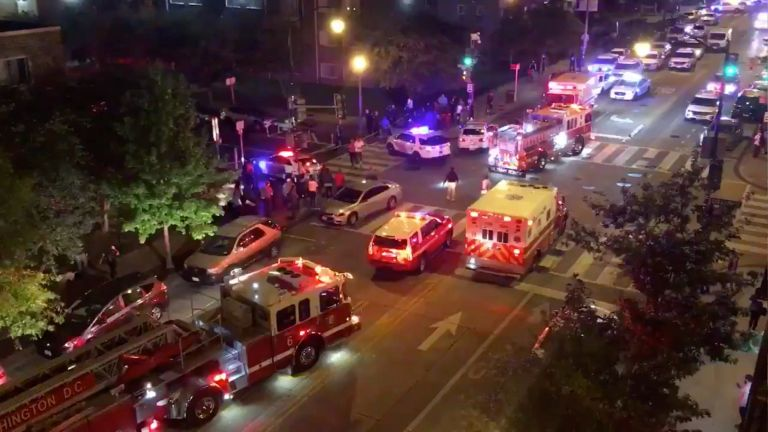 Ένας νεκρός και πέντε τραυματίες κοντά στον Λευκό Οίκο | tanea.gr