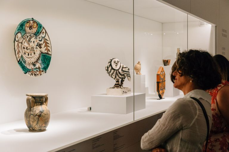 Μουσείο Κυκλαδικής Τέχνης: 20.000 επισκέπτες μέσα σε δύο μήνες στην έκθεση «Πικάσο και Αρχαιότητα» | tanea.gr