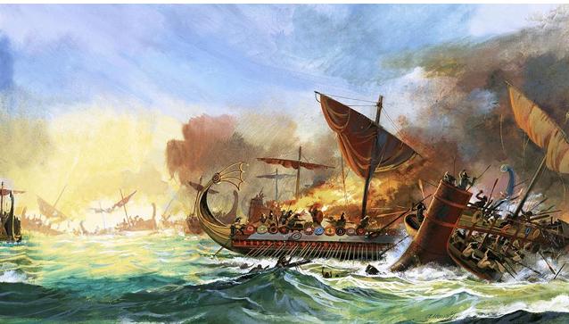 Ναυμαχία της Σαλαμίνας – 29/9/480 πΧ | tanea.gr