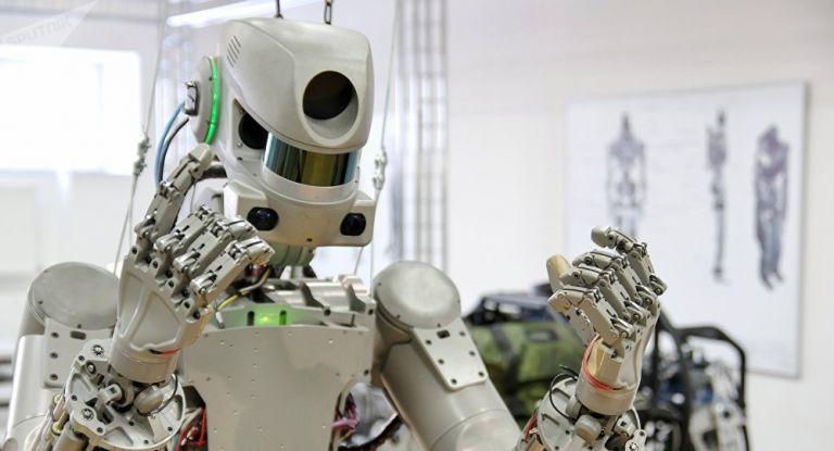 Το ανδροειδές ρομπότ FEDOR επέστρεψε από τη διαστημική αποστολή του | tanea.gr