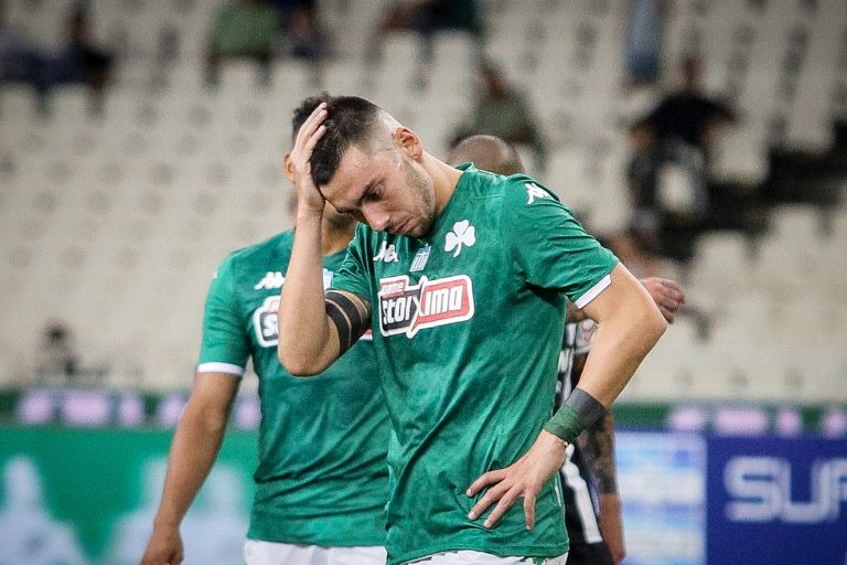 Παναθηναϊκός: Σοκαρισμένοι οι παίκτες στα αποδυτήρια   tanea.gr