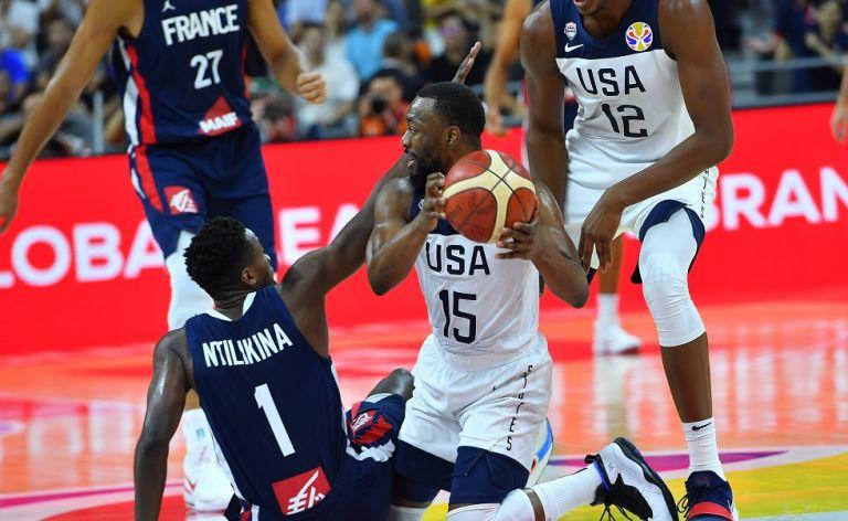 Τι λένε τα αμερικανικά ΜΜΕ για τον πρόωρο αποκλεισμό της Team USA | tanea.gr