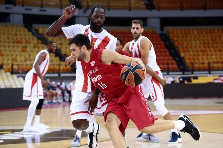Ήττα για τον Ολυμπιακό από τον Ερυθρό Αστέρα   tanea.gr
