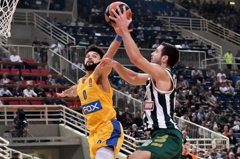 Ήττα για τον Παναθηναϊκό 82-71 από την Μακάμπι Τελ Αβίβ | tanea.gr