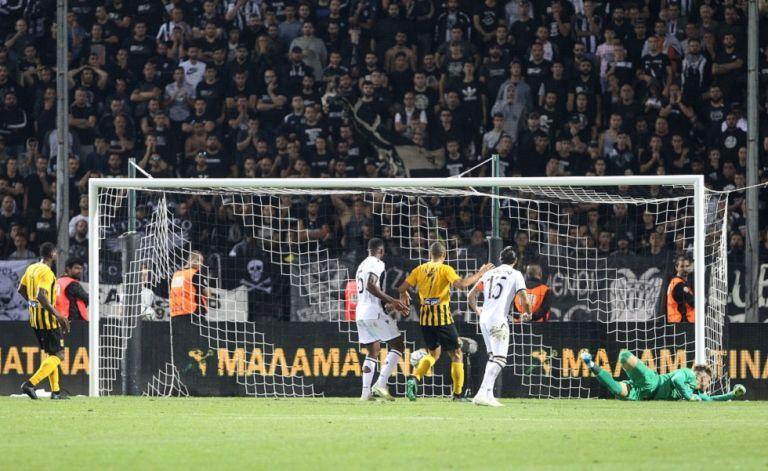 Τα γκολ από το μεγάλο ντέρμπι της Θεσσαλονίκης (2-2)   tanea.gr