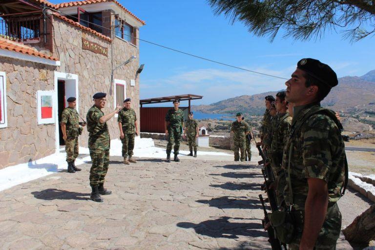 Τον βαθμό ετοιμότητας των ακριτικών μονάδων ελέγχει ο αρχηγός ΓΕΣ   tanea.gr