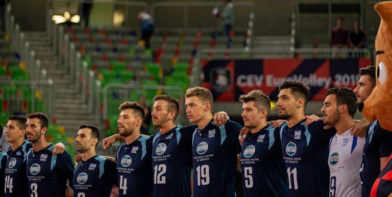 Βόλεϊ: Οι δηλώσεις των διεθνών την παρουσία της Εθνικής στο Ευρωπαϊκό πρωτάθλημα | tanea.gr