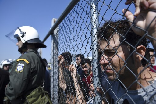 Εθελοντές προειδοποιούν για καταστροφή στα hotspot των νησιών της Ελλάδας | tanea.gr