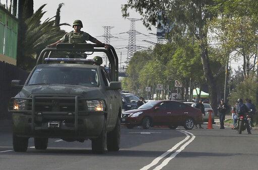 Μεξικό: Οι αρχές βρήκαν 29 πτώματα μέσα σε 100 πλαστικές σακούλες   tanea.gr
