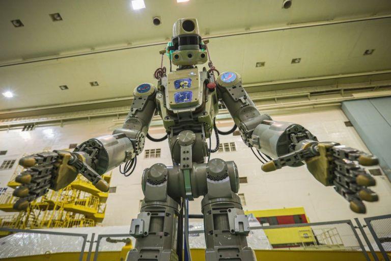 Στη σύνταξη ο «Φιόντορ», το πρώτο ρωσικό ανθρωποειδές ρομπότ που ταξίδεψε στο διάστημα | tanea.gr