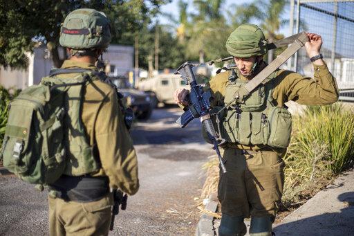 Ισραηλινοί στρατιώτες σκότωσαν Παλαιστίνια που προσπάθησε να τους μαχαιρώσει | tanea.gr