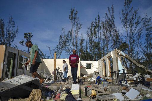 Κυκλώνας Ντόριαν: Ενισχύθηκε ξανά απειλώντας τις νότιες ΗΠΑ - Στους 20 νεκροί | tanea.gr