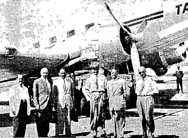 Η πρώτη αεροπειρατεία στην Ελλάδα έγινε από έξι νεαρούς | tanea.gr