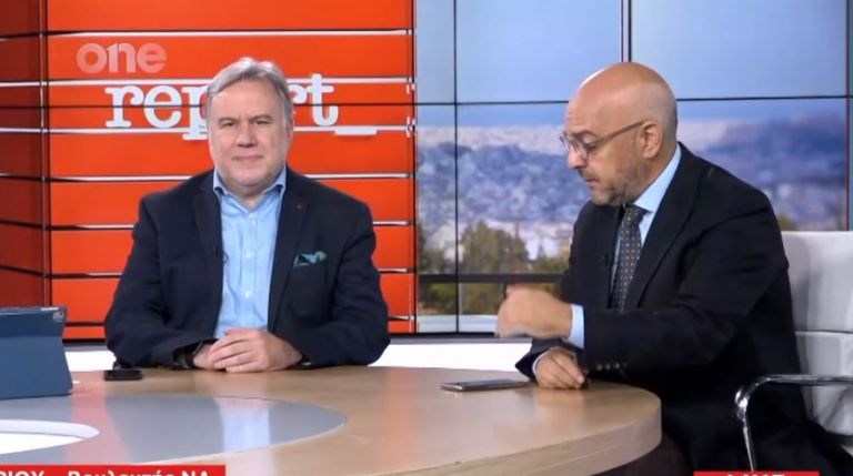 Γ. Κατρούγκαλος και Μπ. Παπαδημητρίου στο One Channel | tanea.gr