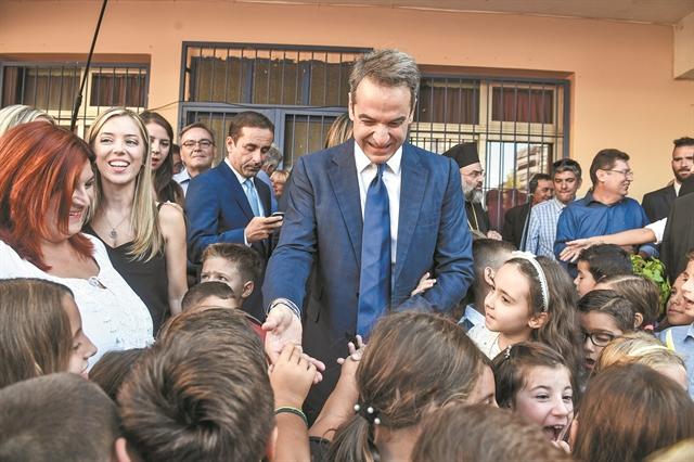 Κυριαρχία στη μεσαία τάξη | tanea.gr